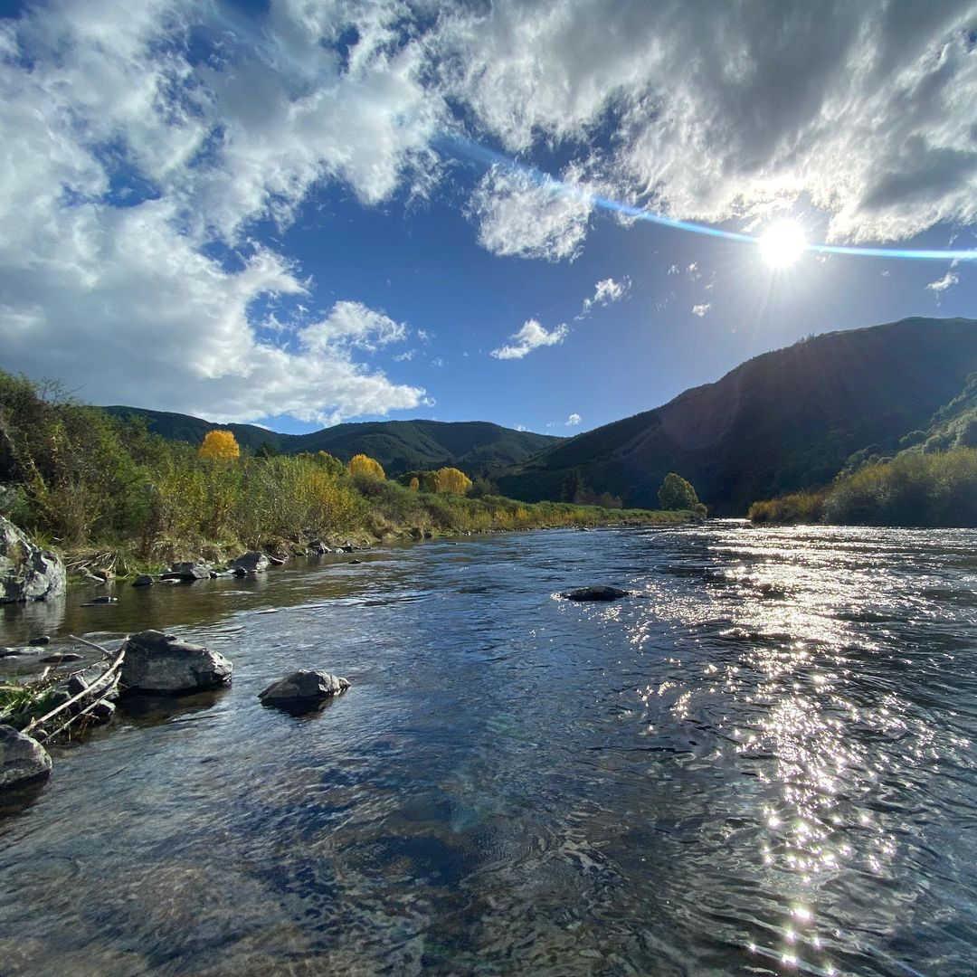 Mohaka River,New Zealand @quelea