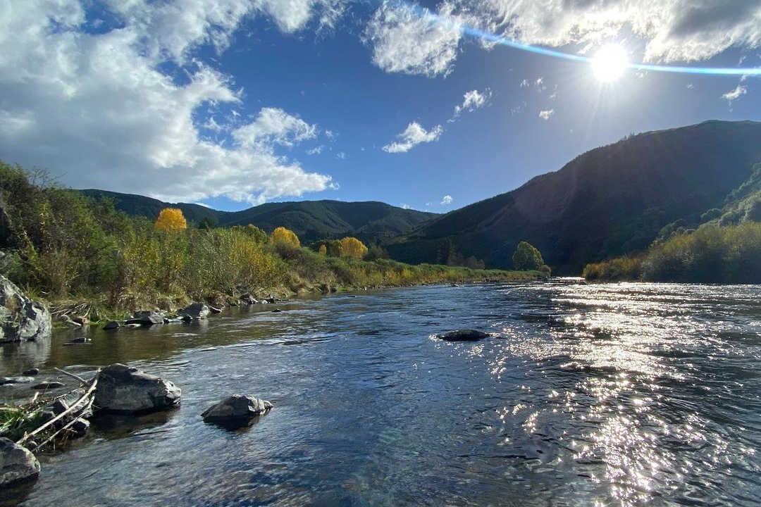 Mohaka River @quelea