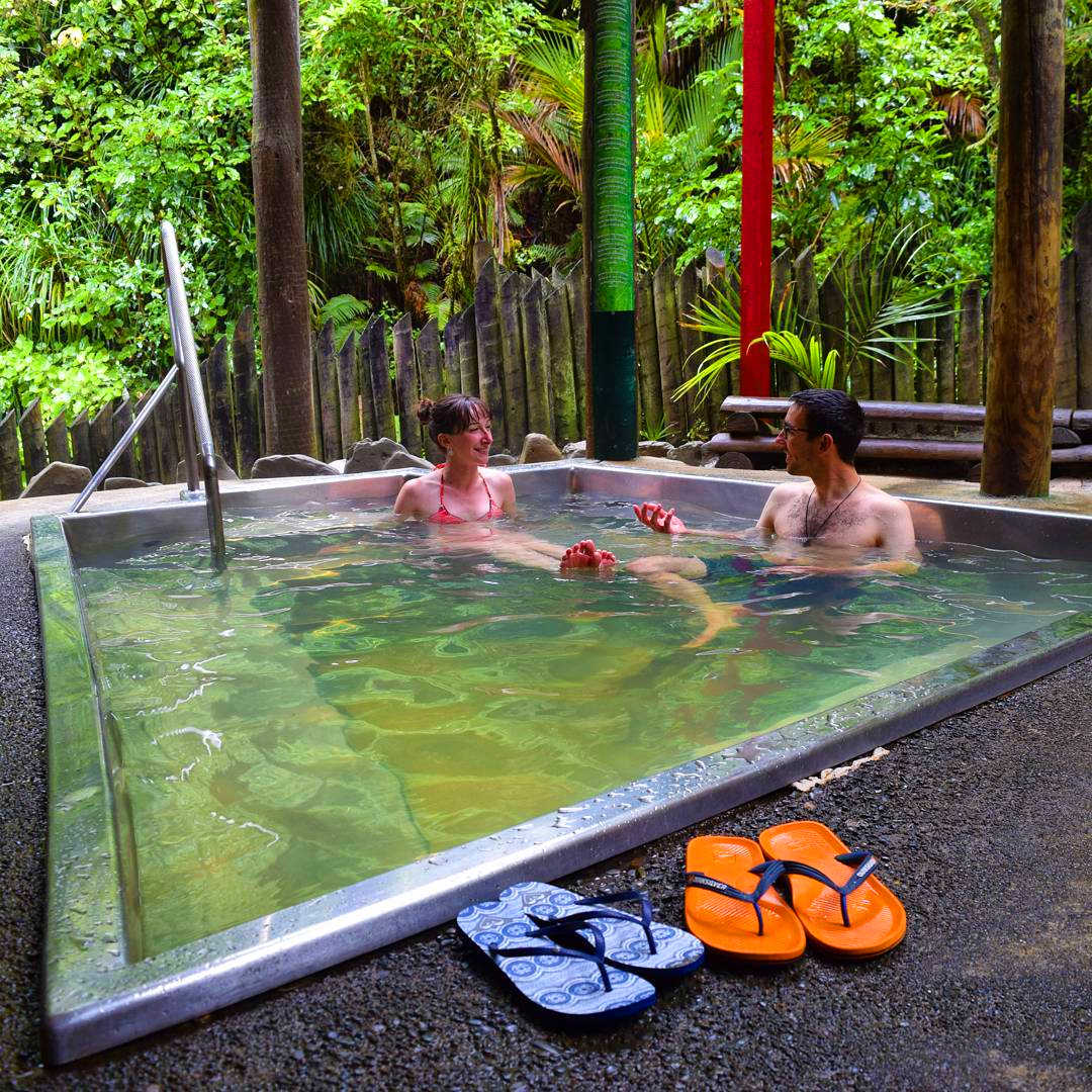 Morere Hot Springs,New Zealand @nzpocketguide