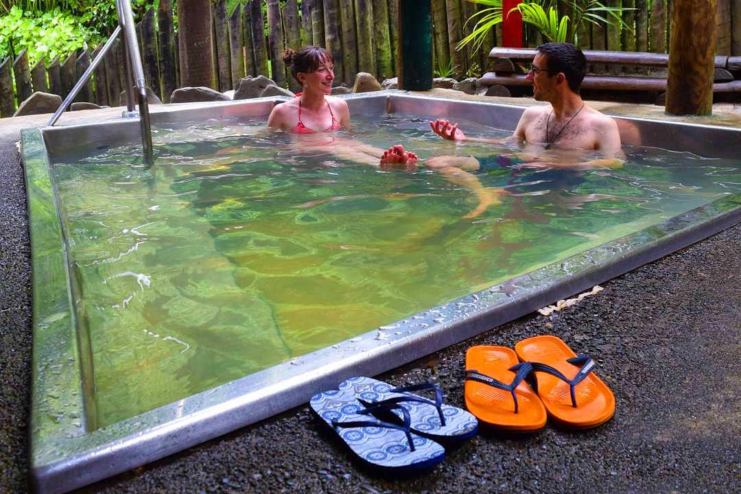 Morere Hot Springs @nzpocketguide