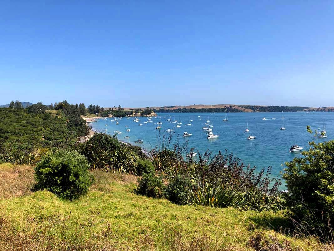Motuihe Island @LiveSailDie