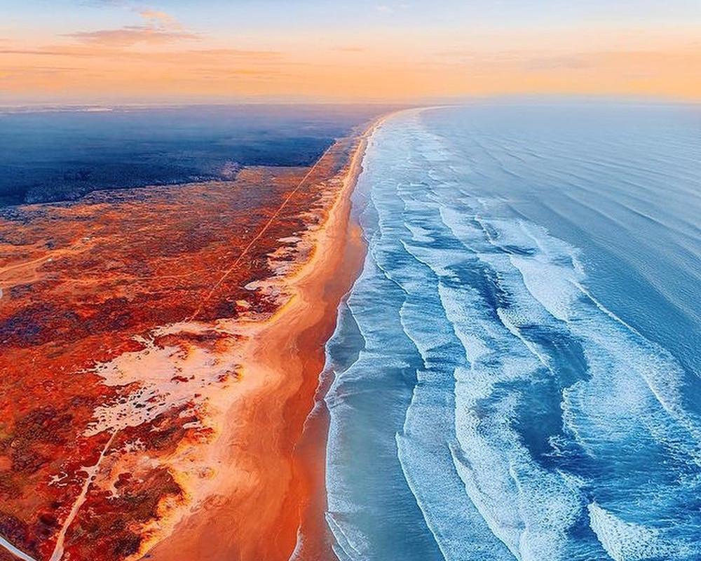 Ninety Mile Beach @Lewerta
