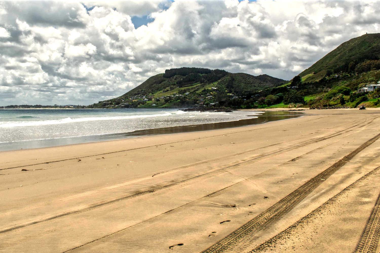 Shipwreck Bay looking towards Ahipara