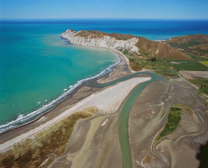 Te Wherowhero Lagoon & Nicks Heads,New Zealand @TeAra