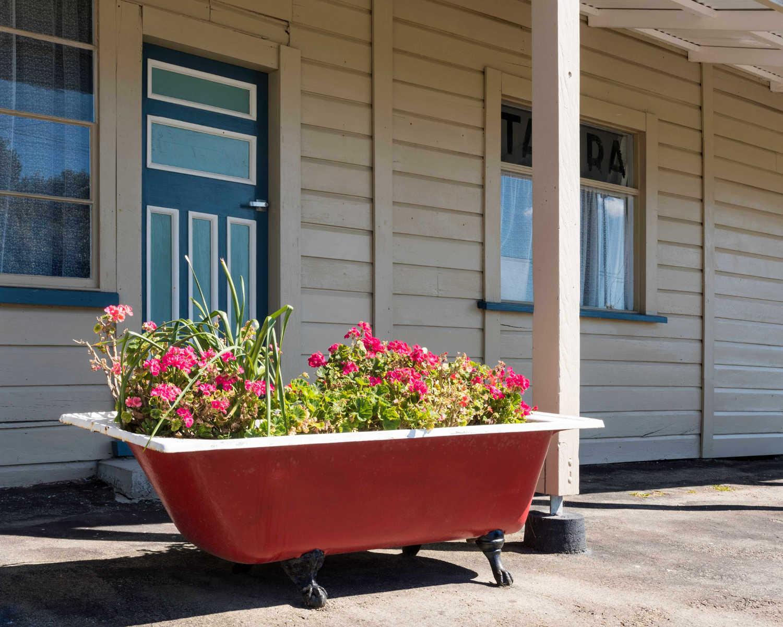 Tokomaru Bay, East Cape, New Zealand